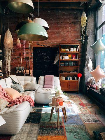 furniture shops Australia showroom